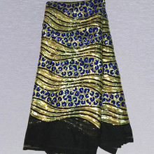 Item No.SSN05 ON PROMOTION african french NET lace fabric with sequins for wedding  free shipping