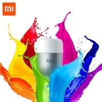 Original Xiaomi Yeelight Blue II RGBW E27 Smart LED Bulb Mi Light Mijia APP WiFi Remote