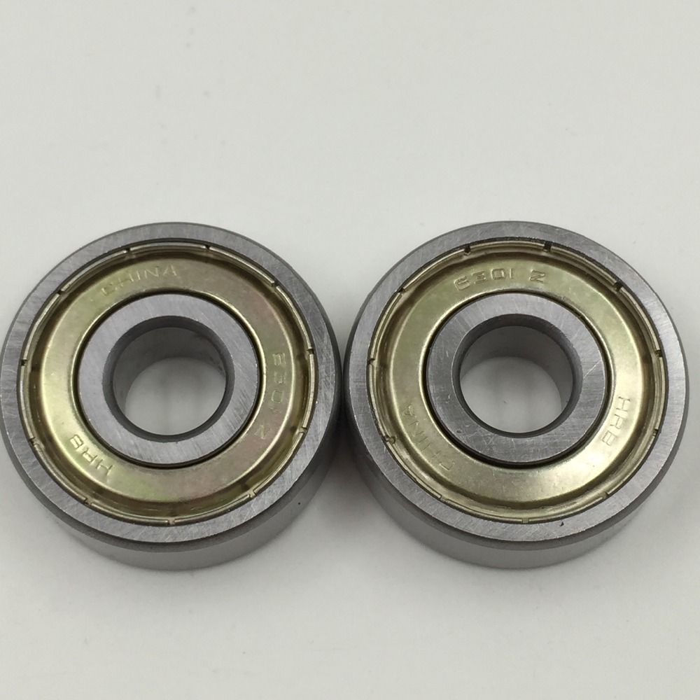 5pcs 6301-2Z 6301ZZ Deep Groove Ball Bearing 12 x 37 x 12mm gs 6301 hd купить во владимире