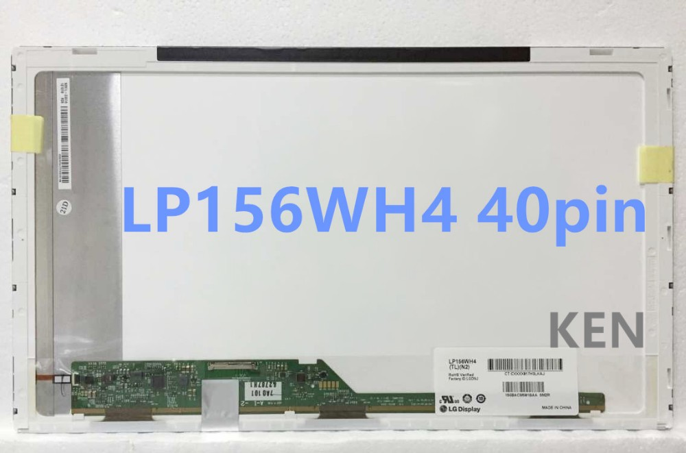 Free shipping Laptop LCD Screen 15.6 inch B156XW02 V.3 New WXGA HD LED Glossy for HP PAVILION G6 for hp 250 g3 series lcd led screen for 15 6 wxga hd slim display new