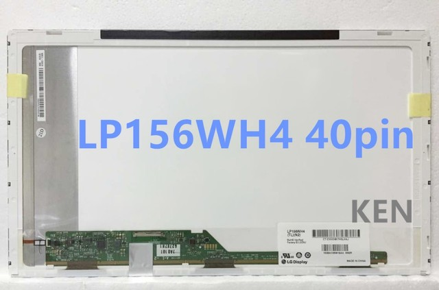 Free shipping Laptop LCD Screen 15.6 inch B156XW02 V.3 New WXGA HD LED Glossy for HP PAVILION G6