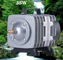 НОВЫЙ Resun ACO-003 Высокое Качество 35 Вт 220 В 0.065m3  min Аквариум Fish Tank Пруд Электромагнитная Воздушный Компрессор, Насос бесплатная Доставка