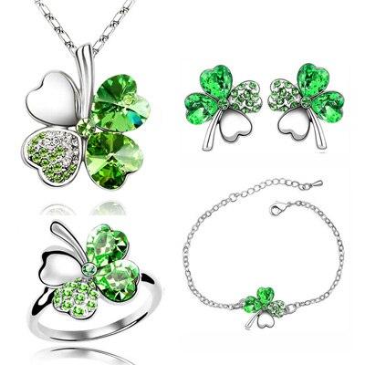 silver green
