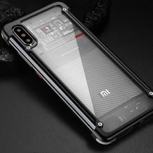 For Xiaomi Mi 10 Pro /POCO F2 Pro/Mi 9T/ Redmi K20 pro/blackshark 3 Aluminum metal bumper Slim Cover phone case