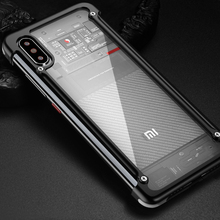 Xiaomi Mi 10 Pro /POCO X2 Pro/Mi 9T/ Redmi K20 pro/blackshark 3 알루미늄 금속 범퍼 슬림 커버 폰 케이스