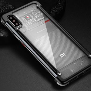 Image 1 - Xiaomi mi 10 プロ/ポコX2 プロ/mi 9t/redmi K20 プロ/blackshark 3 アルミ金属バンパースリムカバー電話ケース