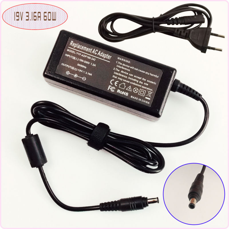 compare prices on samsung netbook charger online shopping buy low for samsung q430e q530 r540 np x460 as01us laptop netbook ac adapter power supply
