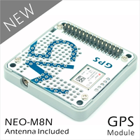 M5Stack Official Stock Offer GPS Module With Internal External Antenna MCX Interface IoT Development Board For