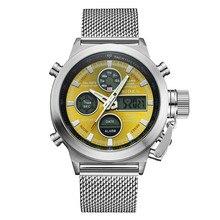 Men's luxury watch 2017 new brand BlDEN multi-function digital sports watch military watch Relogio hotel