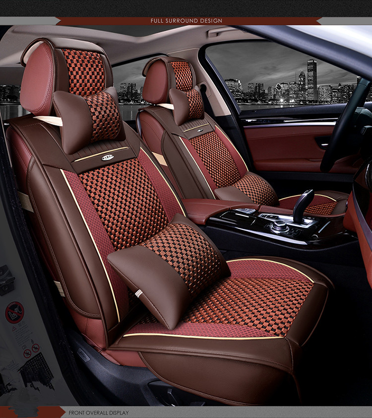 High quality! Full set car seat covers for Mercedes Benz S 300 350 S400 W221 2013-2005 comfortable seat covers,Free shipping