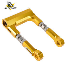 Motorcycle body lowering tool Frame Adjuster Lowering Linkage Drop Link Kit For BMW S 1000 R RR 2014 2015 2016 S1000RR