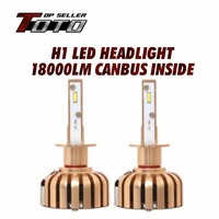 2pcs Car Styling Led Lamp V8 Super Bright Spot Light Headlight 9 30V 30W 5700K H1