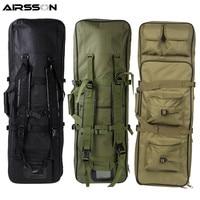 Airsson Military 85cm Rifle Tactical Gun Bag Shotgun Handbag With Shoulder Handbag For Remington Shotgun Rifles