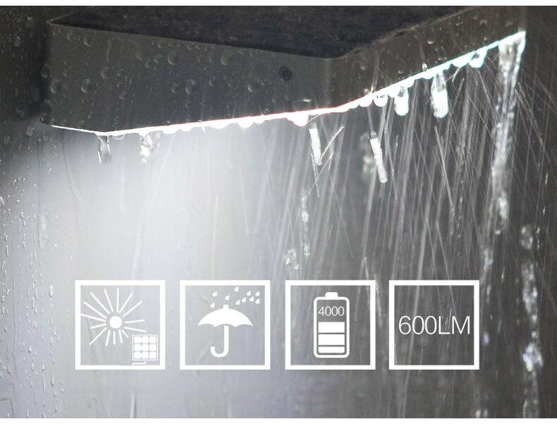 solar light outdoor motion