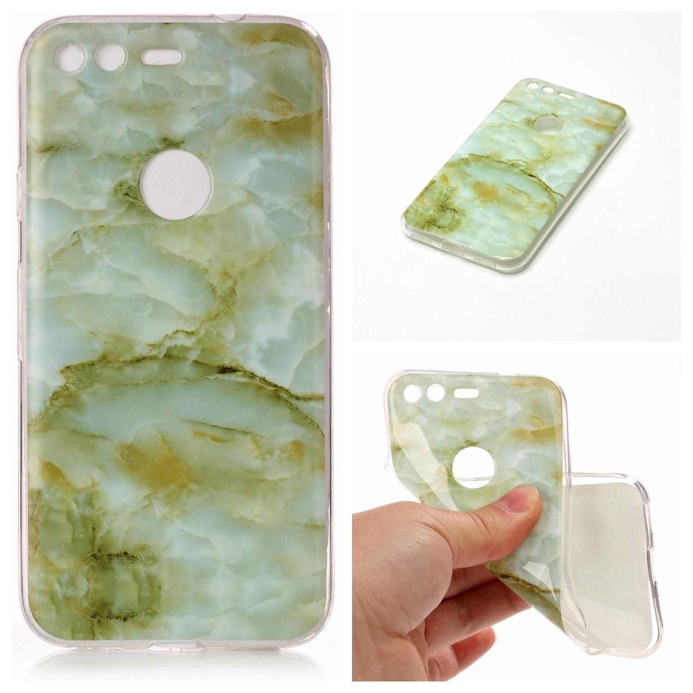 Luxury Case For Google Pixel Nexus S1 TPU Case For Google Pixel Nexus S1 Marble Pattern Mobile Phone Housing