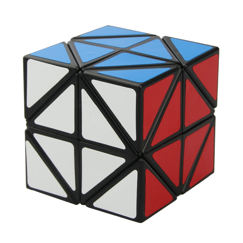 X-Cube 62mm Square Helicopter Cube Speed Magic Cubes Puzzle Special Educational Toys For Kids Children x cube 8 layers 86mm magic cube puzzle cubes educational toy special toys with gift box