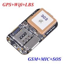 Topin 365 gps ZX303 GSM gprs wifi микро чип gps-слежения забор SOS мини gps отслеживающее устройство PCB для детей/для домашних животных gps-маяк