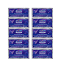 LUXE cresta 3D Blanco Whitestrips Efectos Profesionales Para Blanquear Los Dientes Pasta de Dientes para Adultos Combinación