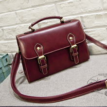 New Fashion Retro Bag High Quality Designer Leather Handbag Messenger Bag Shoulder Bags Crossbody Bags For