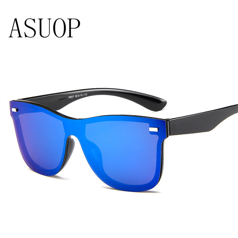 Fashion Women Sunglasses Classic Square Shades Brand Designer Sunglass Rivet Retro Vintage UV400