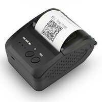 Livraison gratuite imprimante de reçu thermique Bluetooth 58mm imprimante de poche/facture prise en charge Android IOS pour ESC/POS terminal RD-D58