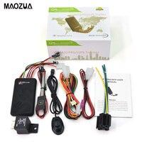 10 SZTUK/PARTIA GT06 Samochód Lokalizator Urządzenie Śledzenia Pojazdów GPS Tracker SMS GSM GPRS Monitor Zdalnego Sterowania dla Motocykla Skuter