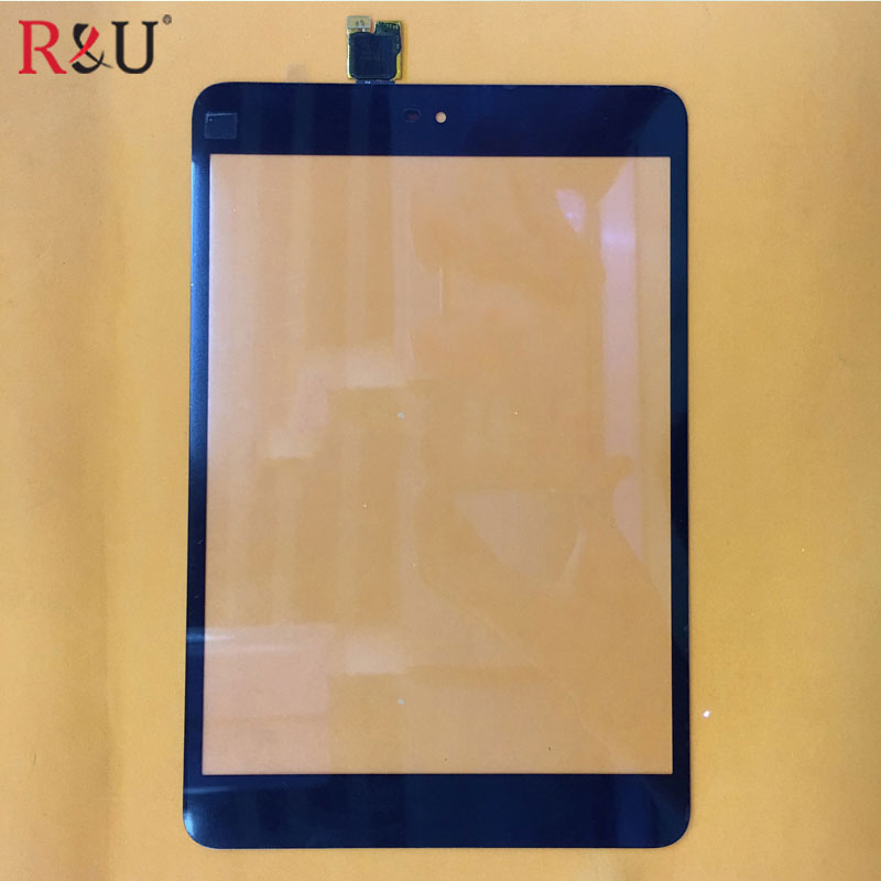 New 7.9 inch front touch screen Panel outer Glass sensor digitizer replacement parts For Xiaomi Mipad mi pad 2 Mipad 2