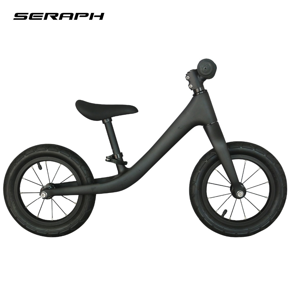 2~6 Years Old Children Complete Bike For Kids Carbon Bicycle Custom Color Balance Bike Carbon Kid's Balance Bicycle