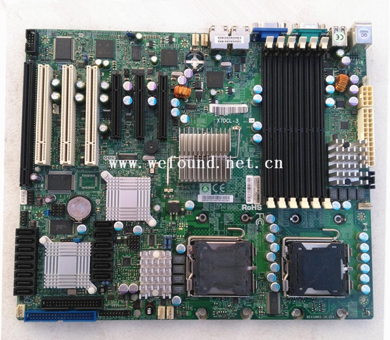 100% Working Server Motherboard For X7DCL-3 5100 Fully Tested