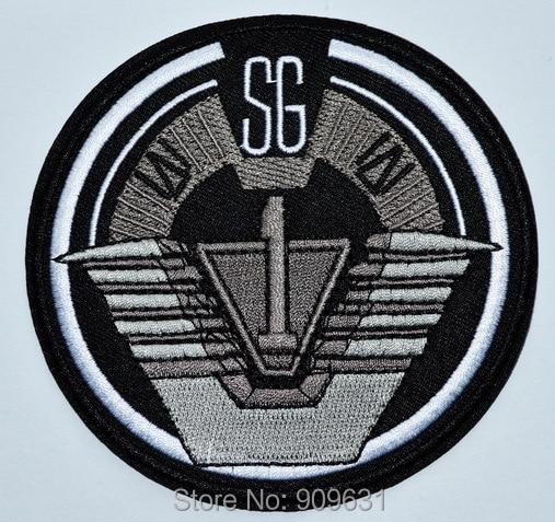 Stargate SG-1 Enamel Pin New