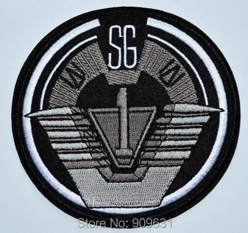 Stargate SG 1 TV Series Patch Project Earth Uniform Command