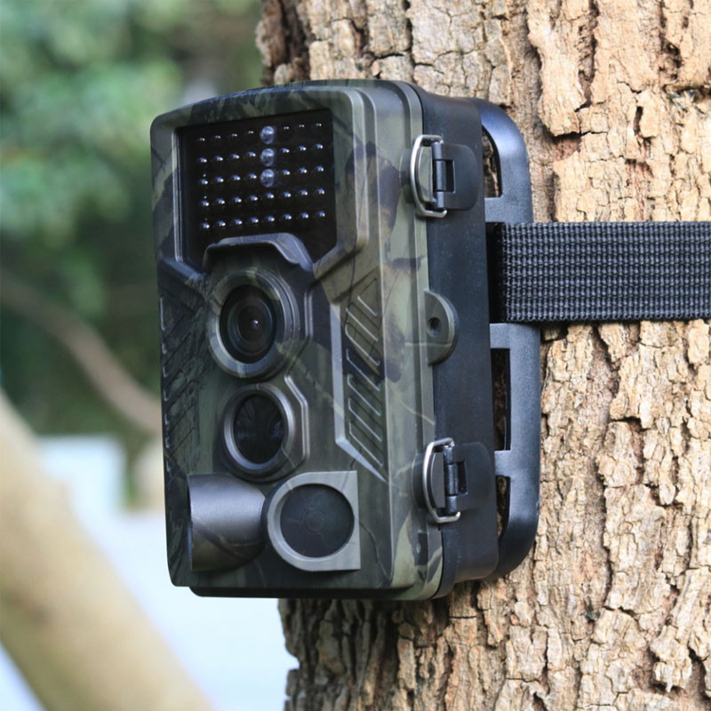 GALO Hunting Camera HC800A 16MP 0.6S Trigger HD Digital Infrared Trail Camera Night vision Wildlife Camera