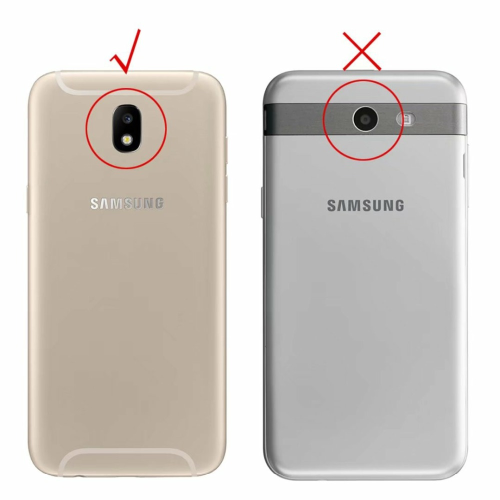 (3 Styles) Luxury Pu Case for coque Samsung Galaxy J3 2017 European Version Case for fundas Samsung Galaxy J3 2017 J330 Case