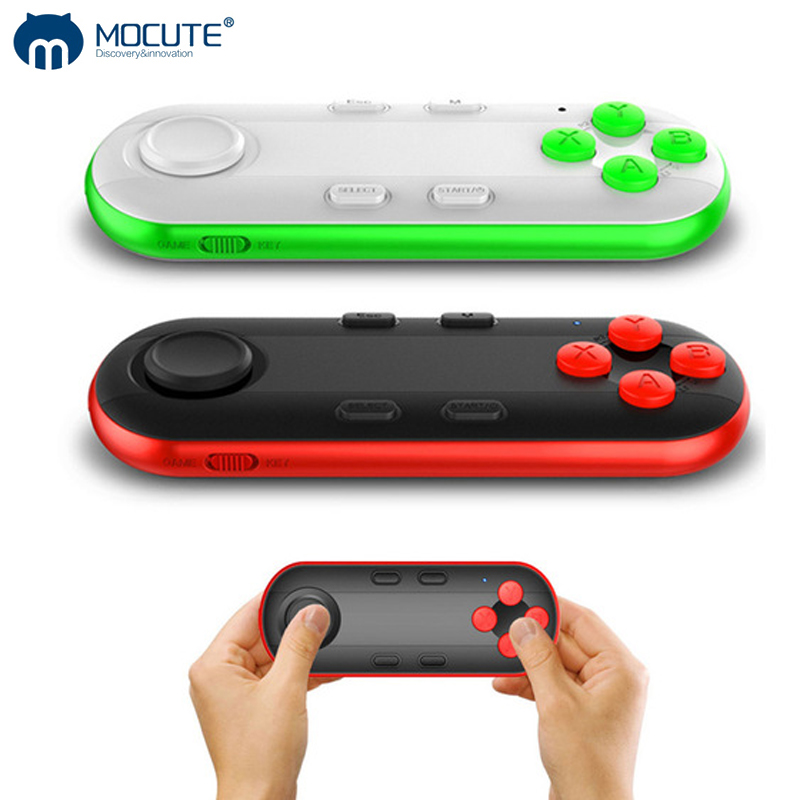 Wireless Bluetooth Gamepad Game Pad Pubg Mobile Dzhostik Joystick For IPhone Android Cell Phone