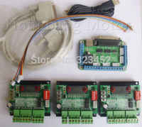 Free shipping CNC Router 3 Axis Kit,TB6560 3 Axis Stepper Motor Driver Controller Board,for nema23 two-phase,3A stepper motor