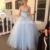 Querida Neck A Linha Tulle Beads Prata Vestidos De Festa Longos Vestidos de Noite 2016 Até O Chão Vestidos de Noite M3358