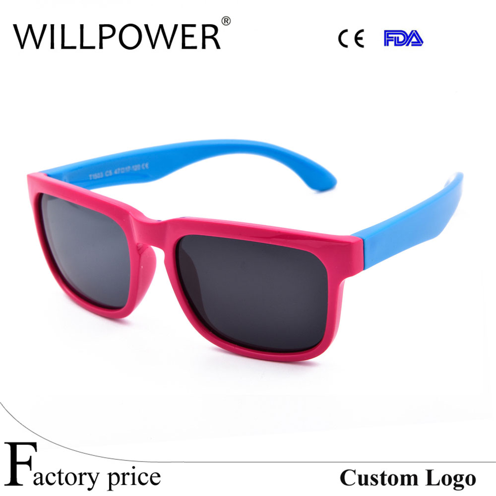 3cf35b9c7a2 custom promotional cheap kids sunglasses wholesale in china-in Sunglasses  from Mother   Kids on Aliexpress.com