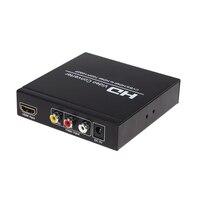 HDMI Converter CVBS HDMI to HDMI Converter Adapter Composite CVBS to HDMI 720P/1080P Convert NTSC/PAL for HDTV
