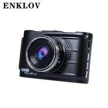ENKLOV Новый 3,0 дюймов для вождения Регистраторы High-definition Автомобиля Камера Регистраторы 100 широкоугольный регистраторы Ночное видение автомобиля регистраторы