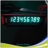 DIY 9*7 bit VFD Digital Number Screen Panel SCM Vacuum Fluorescent Serial Port LCD Module Display