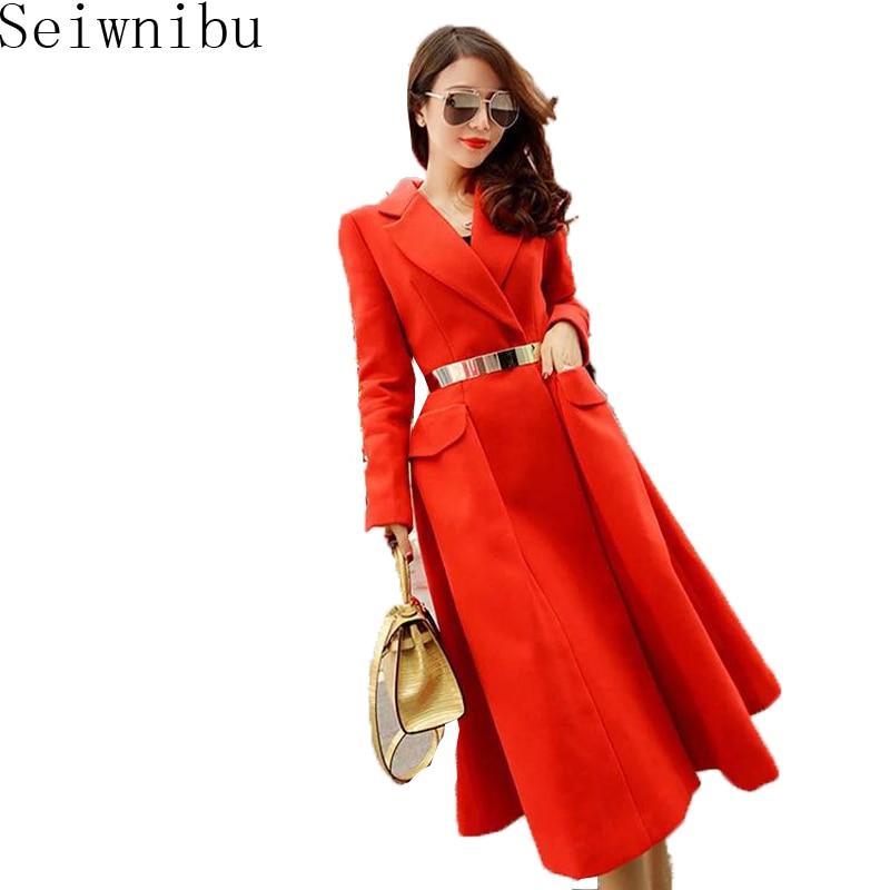 ZJFZML Rot Gold Rosa Pailletten Outwear 2018 Frauen Volle Hülse Plus Größe Maxi Öffnen Stich Elegante Herbst Lose X- langen Mantel Strickjacke