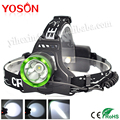 2000LM T6 Headlamp XM-L T6 LED Light Rechargeable Headlight Hiking & Camping Lamp Head Torch Lantern linternas