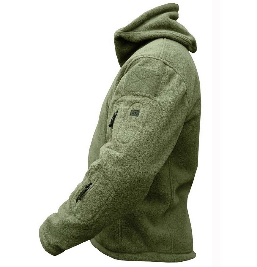 HTB1qB1QgloHL1JjSZFwq6z6vpXan Winter Military Tactical Fleece Jacket Men Warm Polar Army Clothes Multiple Pocket Outerwear Casual Thermal Hoodie Coat Jackets