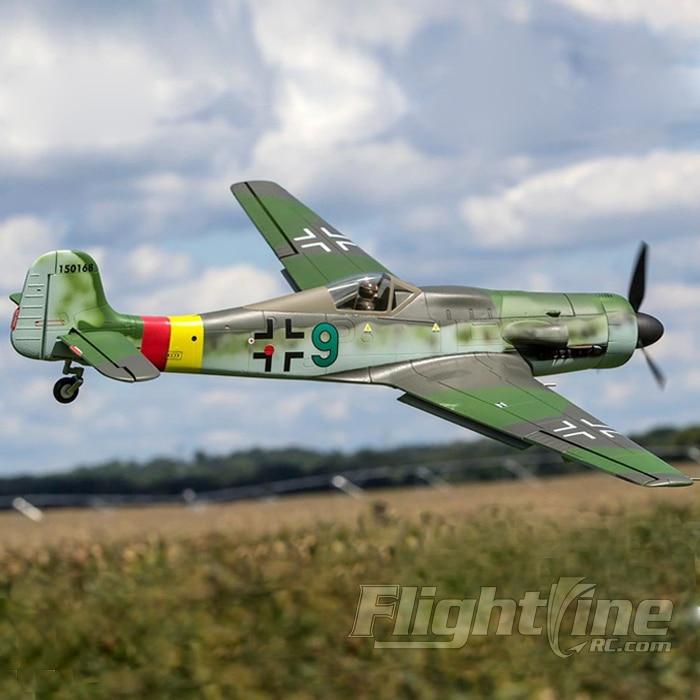 Flightline Freewing rc warbird TA 152H1 PNP