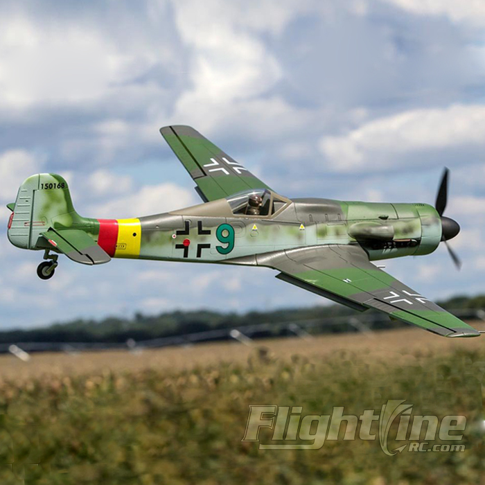 Flightline TA-152H1 Freewing rc warbird PNP