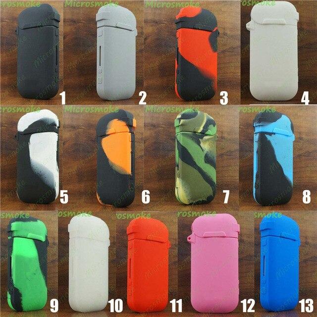 iqos silicon skin case personalize design international rubber box
