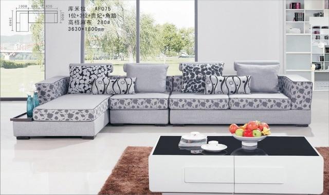 Charmant Lizz High Quality Fabric Sofa Living Room Sofa Modern Furniture AF075