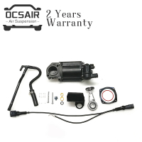 Repair Kit for Audi Q7 2004 2010 Air Suspension Compressor 4L0698007 7L8616006 4L0698007C