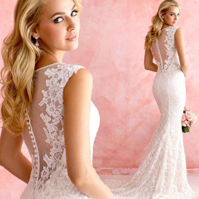 Popular sleek wedding dresses buy cheap sleek wedding for High end designer wedding dresses