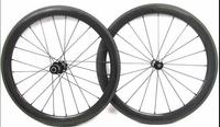 Good Quality Straight Pull Width No Out Holes 25mm Carbon Fiber U Shape Clincher Wheels 50mm